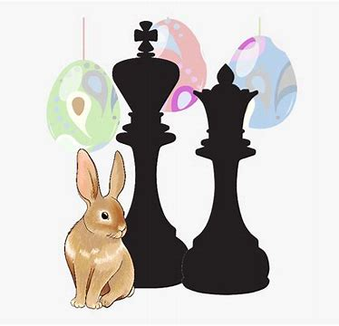 Easter chess image 2